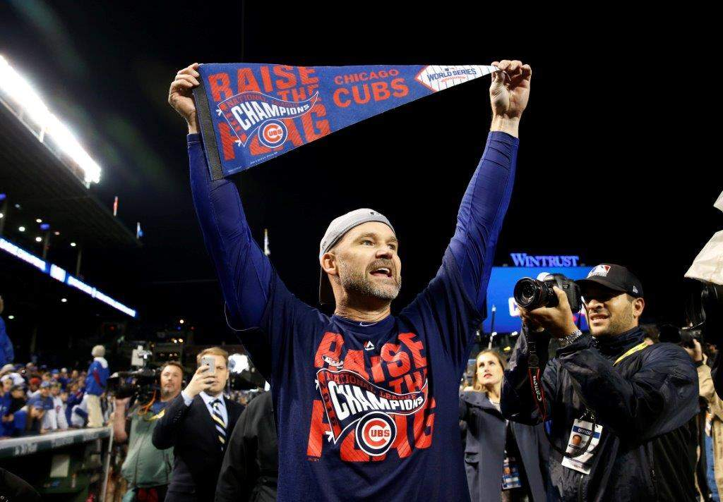 "Former Chicago Cubs catcher David Ross will be part of the 2017 season of ABC's ""Dancing with the Stars."""