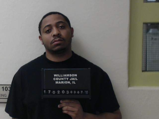 SIEG, Herrin Police arrest 24-year-old for heroin delivery