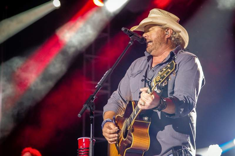 The legendary Toby Keith closes the 2017 summer concert series at Black Diamond Harley-Davidson presented by Watermark Auto Group.
