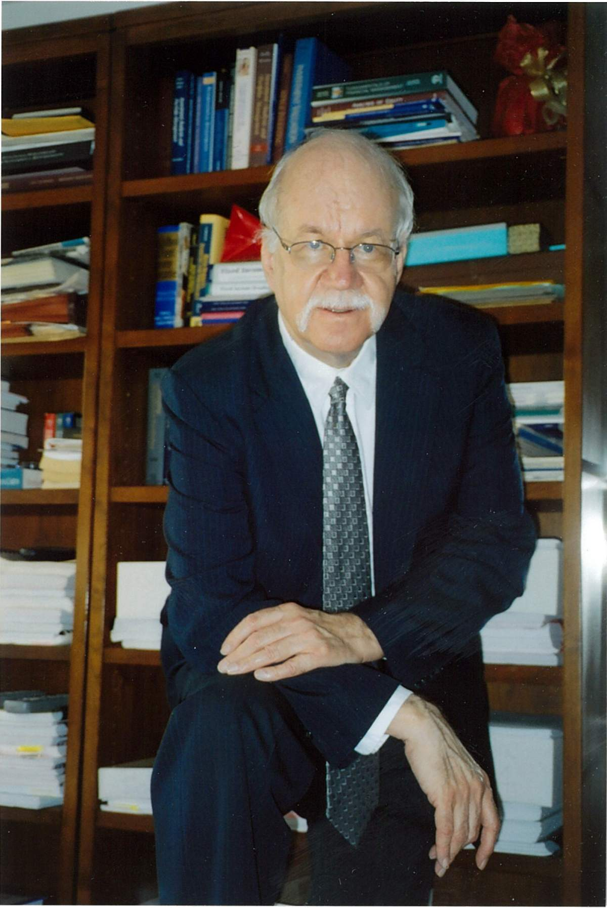 Prof. James Franklin Sharp