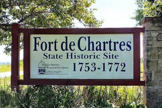 The body of a 59-year-old University City, Mo., man was found dead inside a vehicle at the employee parking lot at Fort de Chartres in Prairie du Rocher on Wednesday.