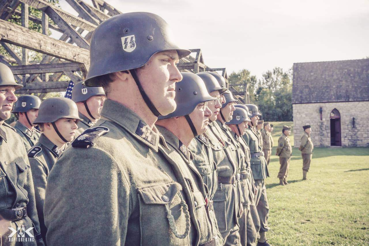 Fort de Chartres in Prairie du Rocher will host World War II Days this Saturday and Sunday.