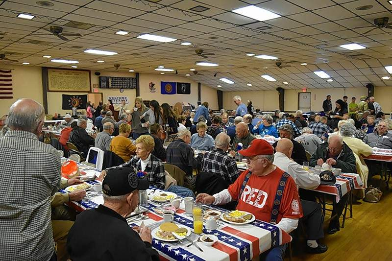 The Steeleville American Legion Hall is going to get even more popular if the record-setting Queen of Hearts raffle pot gets even bigger.