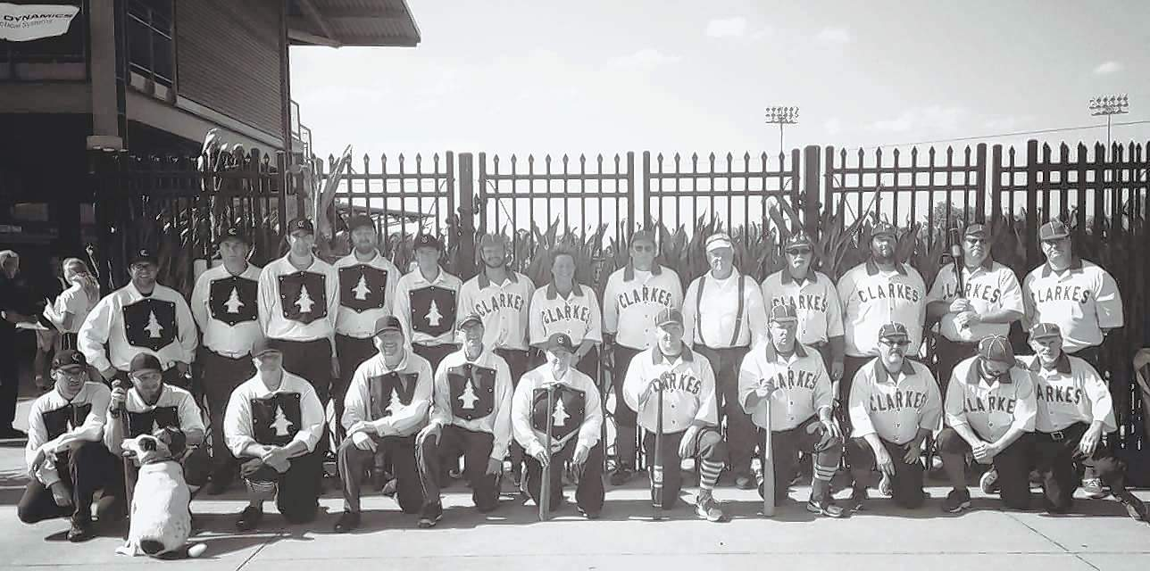 The Murphysboro Clarkes will take on the St. Louis Unions in a vintage baseball game Jun 16 at Christ Our Savior Luthern High School in Evansville.