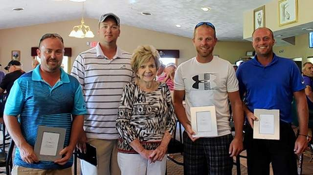 The Darren Gerberding Team was the Championship Flight Winner.