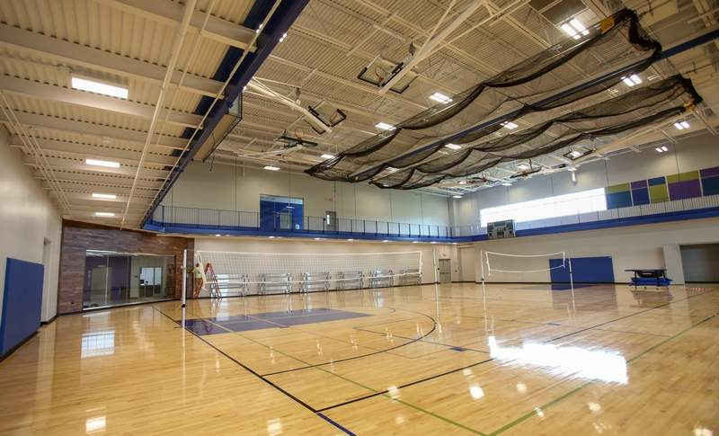 The Madison Meadow Athletic Center in Lombard is opening Saturday.