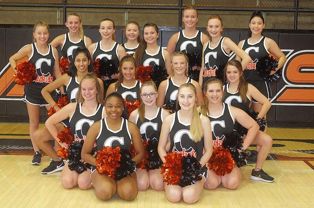 The 2018-2019 Chester High School Dance Team is preparing for the upcoming school year with a full slate of performances at all CHS home football and basketball games as well as the 2018 CHS Dance Camp which takes place Aug. 20-24.
