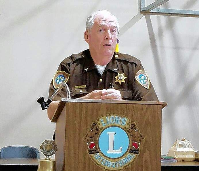 Bennie Vick, Williamson County sheriff.