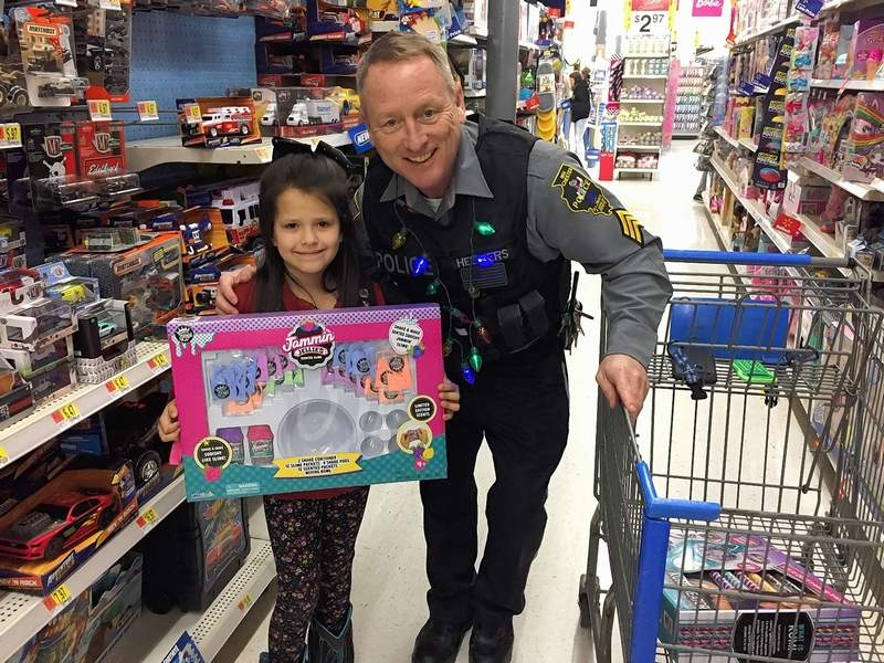 Chester, Steeleville and Randolph County officers take