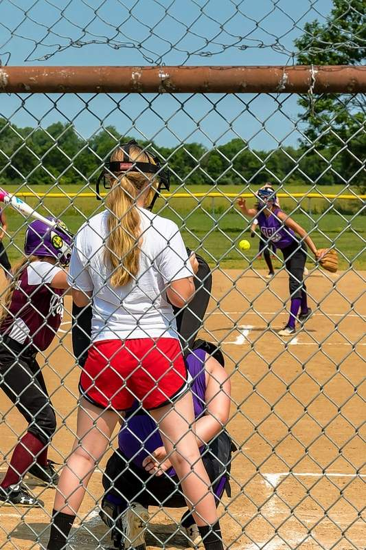 The summer league softball and baseball seasons have begun in Du Quoin. Dozens of youngsters suit up and take the field to compete against one another while parents, grandparents and friends of the families grab a lawn chair or stand alongside the fence to watch the youngsters perform.