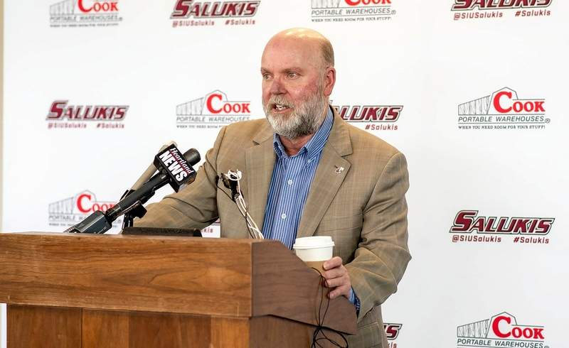 Jerry Kill, the beloved SIU football coach, who left to coach at bigger schools, returning to Southern last year to serve as an assistant to the chancellor and later as athletics director, announced Monday he is returning to coaching at Virginia Tech.