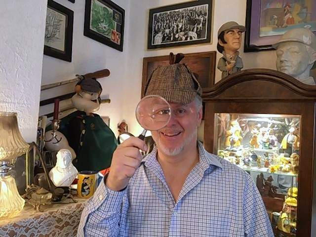 Chester's Mike McClure, the local authority on Sherlock Holmes, is excited about the upcoming events on Dec. 7.