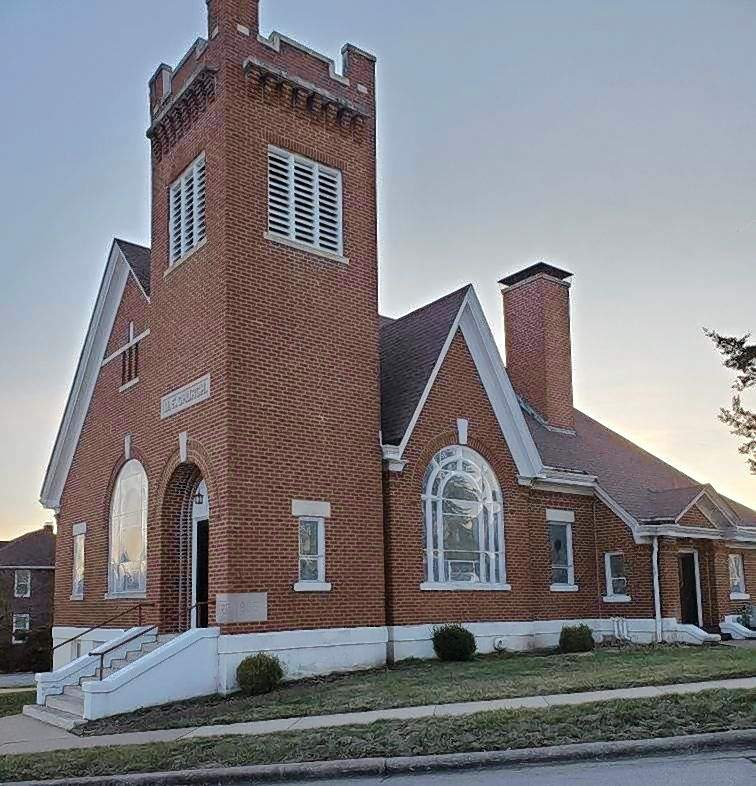 The venerable First United Methodist Church of Chester is celebrating the 100th anniversary of its church at State and Servant streets.