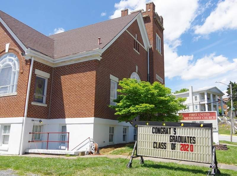The First United Methodist Church in Chester congratulates the entire Class of 2020, including all college, high school and grade school students.