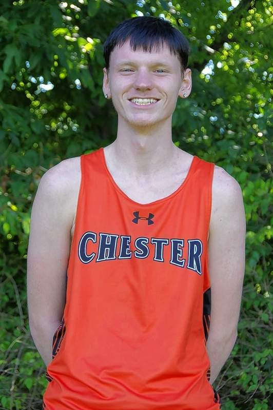 Chester High School senior Logan Gregory has led his team throughout the 2020 cross country season and placed 19th overall (19:07.4) at the 2020 Black Diamond Conference Meet Thursday, Oct. 15.