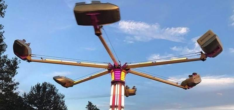 A carnival returns to Catskin Days this year.